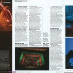 light artist article