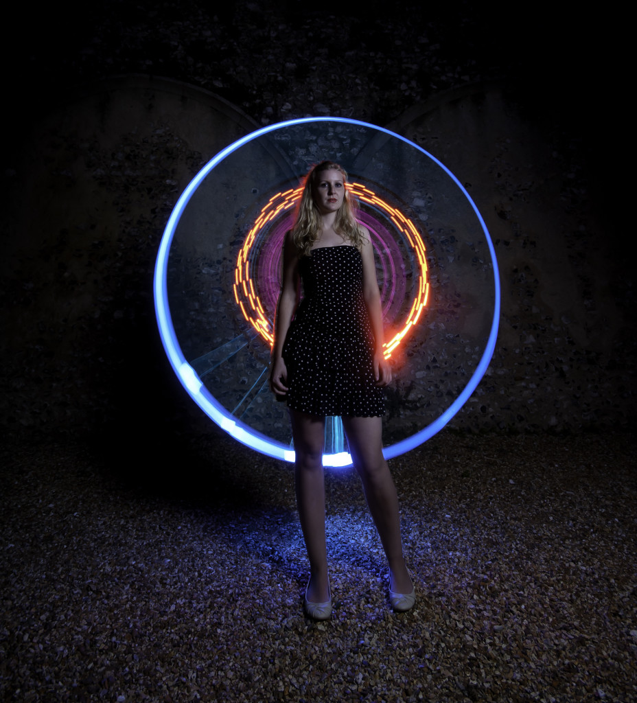 Light Painting and Portraiture