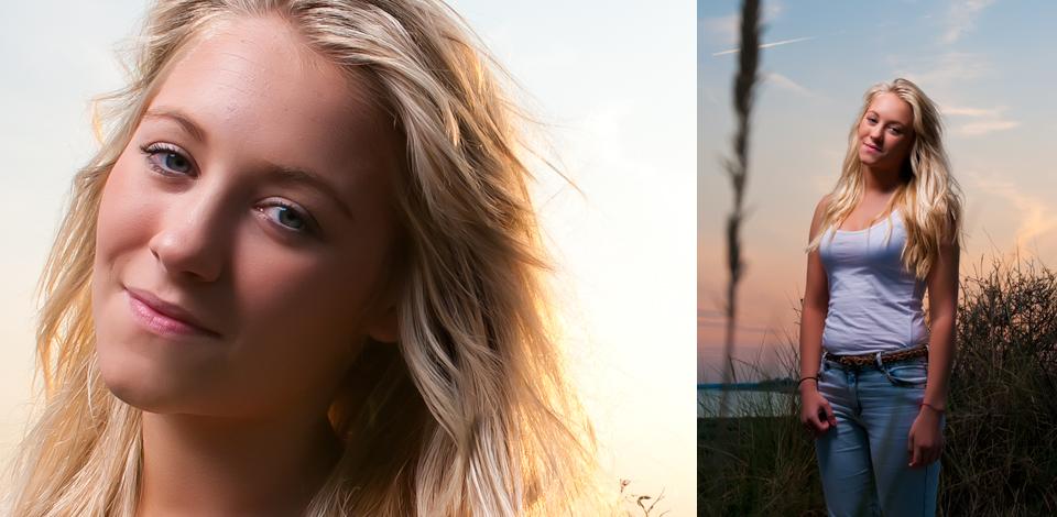 Portsmouth Portrait - Ella