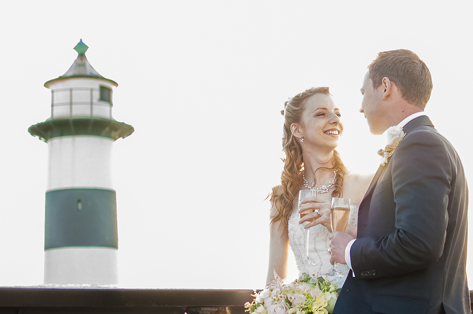 Southsea castle wedding