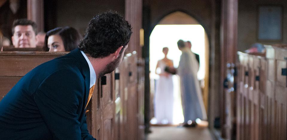 St Huberts Wedding