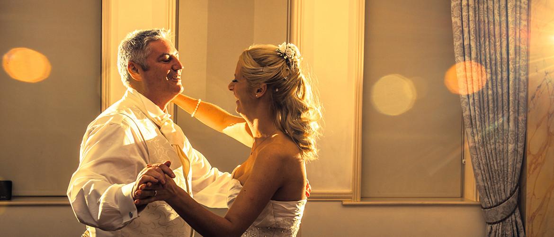 Careys Manor wedding photographer