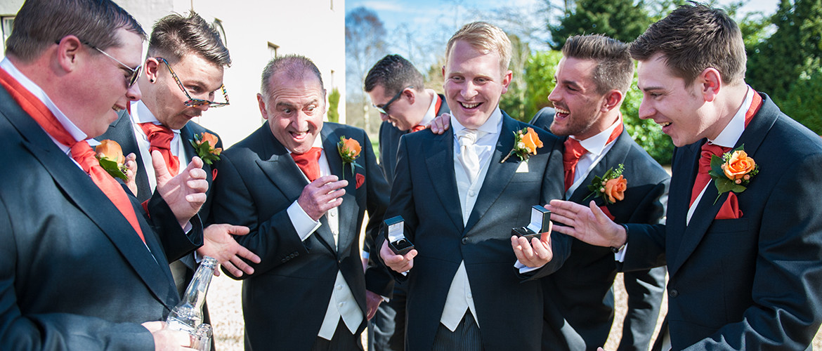 Dorset and Bournemouth wedding photographer