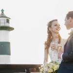 Southsea castle wedding