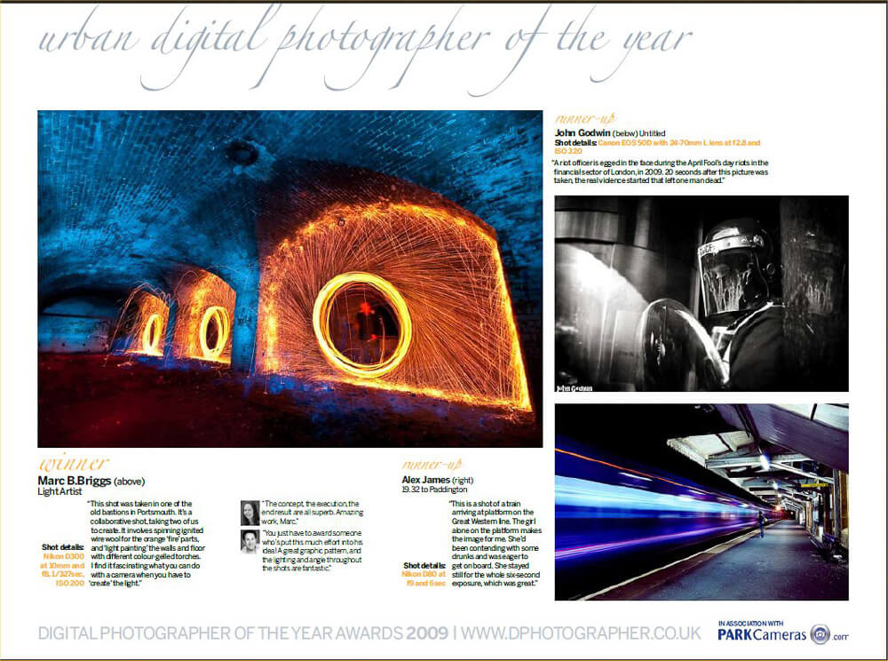 urban digital photographer of the year