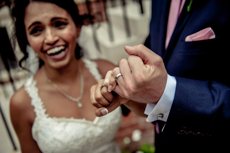 Bride Smile - WEDDING PHOTOGRAPHY
