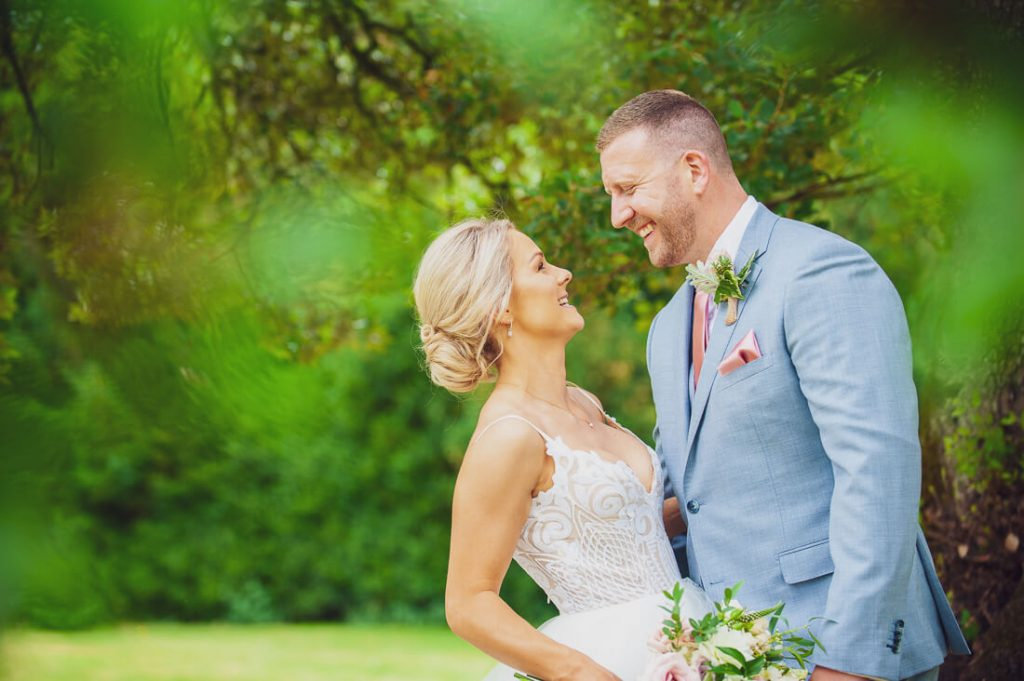 The Wedding of Katie & Dave - Syrencot House, Wiltshire